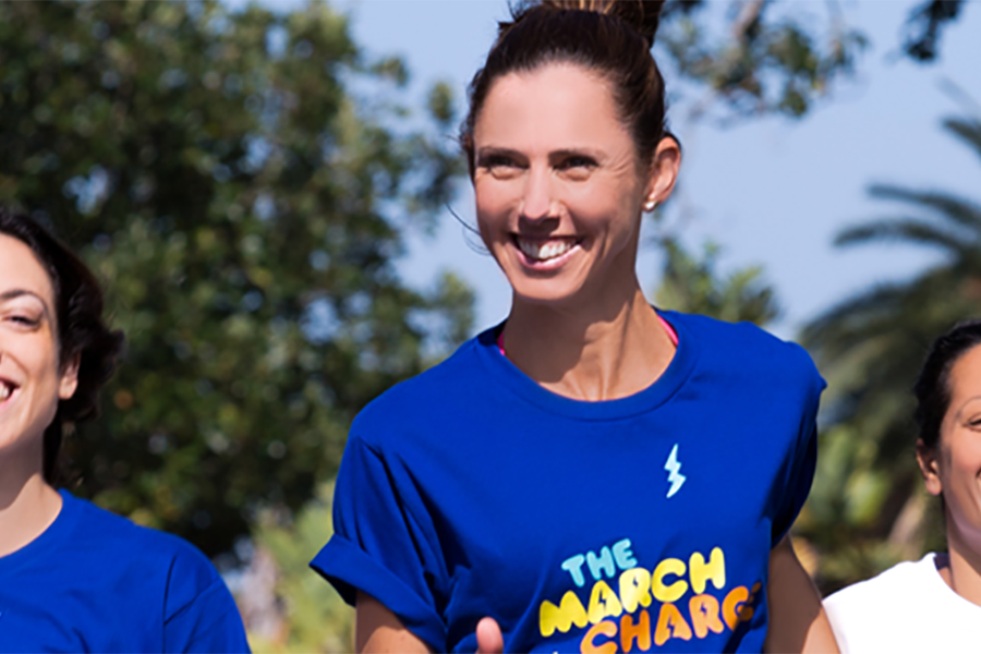 The March Charge tips for runners: Minimum standards - YouTube