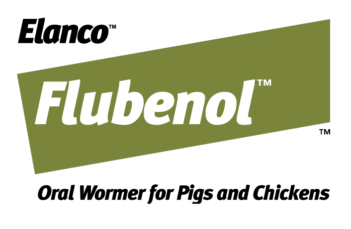Flubenol™ 5% Oral Wormer for Pigs and Chickens (flubendazole)
