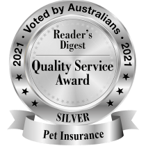 Silver Quality Service Award 2021 – Reader's Digest
