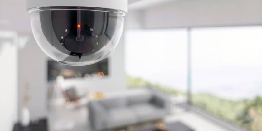 home surveillance system camera
