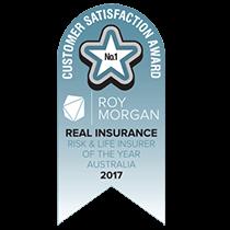 2017 Roy Morgan Customer Satisfaction Award