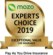 Mozo Exceptional Value Car Insurance Award - 2019