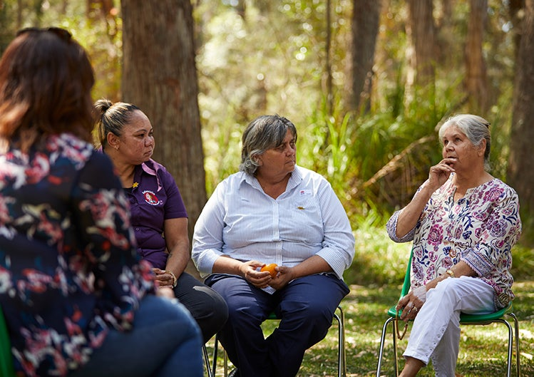 Cancer Council Indigenous Support Group