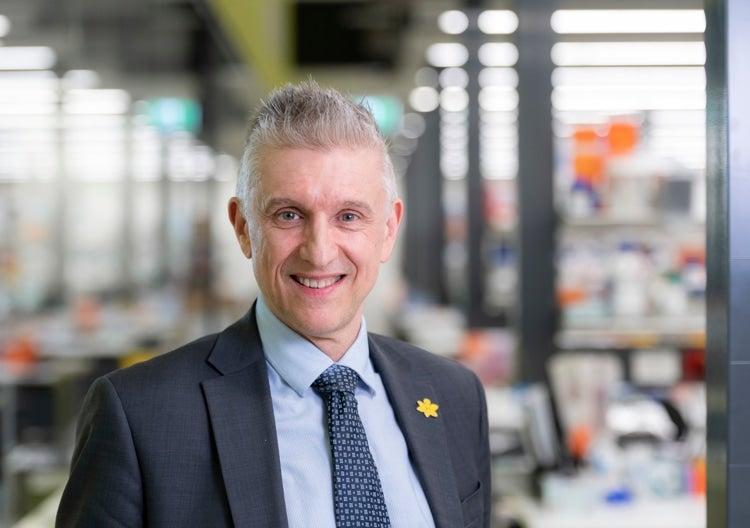 Professor Grant McArthur - Curing Australia's national cancer