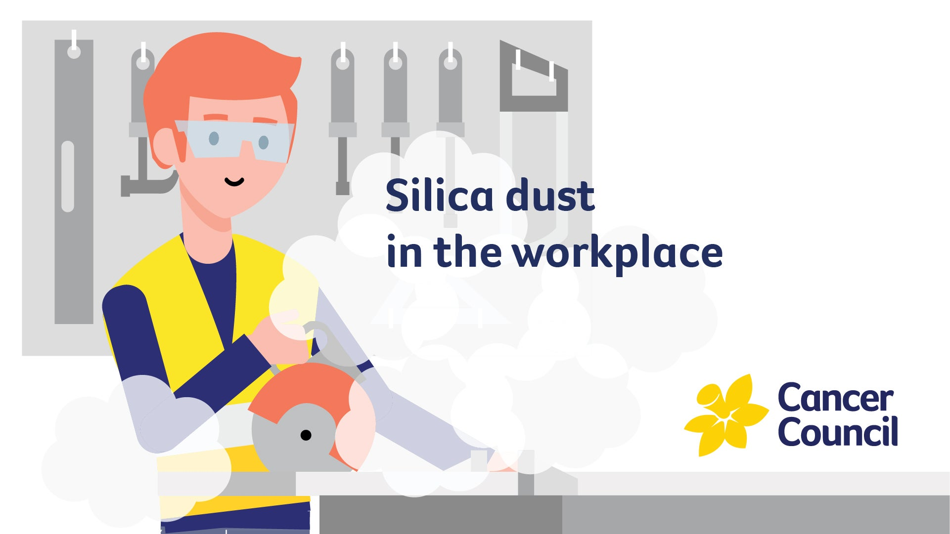 The truth about Silica Dust | Cancer Council
