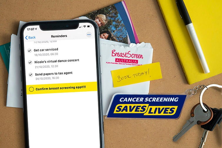 Breast Screening Saves Lives | Cancer Council Australia