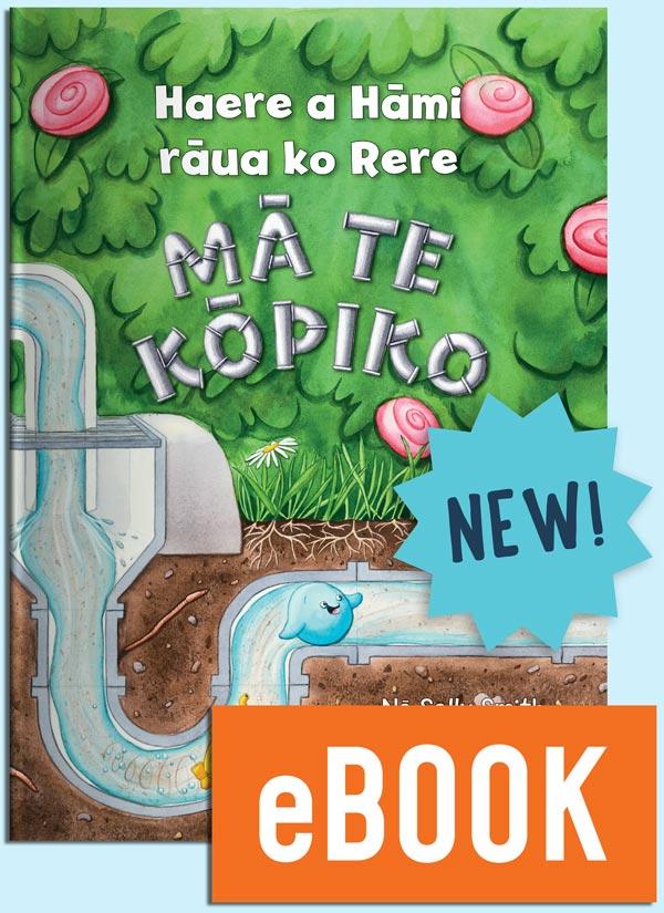 New Te Reo Maori version of our Sam and Flo books - HAERE A HĀMI RĀUA KO RERE MĀ TE KŌPIKO