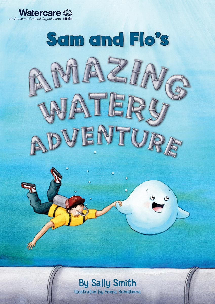 Sam and Flo's Amazing Watery Adventure