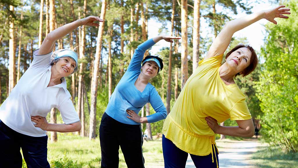How to achieve healthy ageing