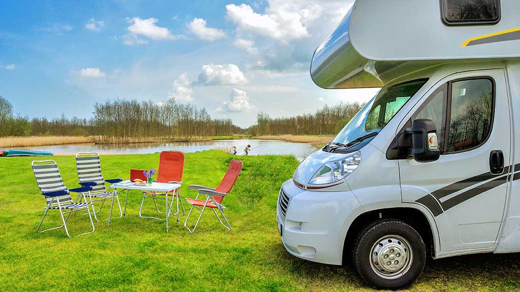 Add comfort to your caravanning experience