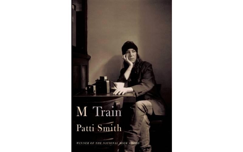 Cover of M Train book