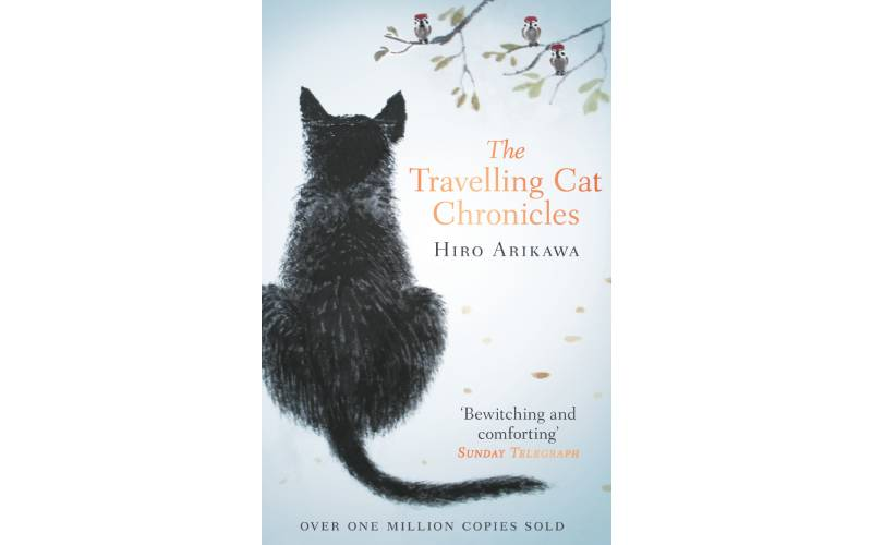 Cover of The Travelling Cat Chronicles book