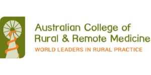 Australian College of Rural & Remote Medicine