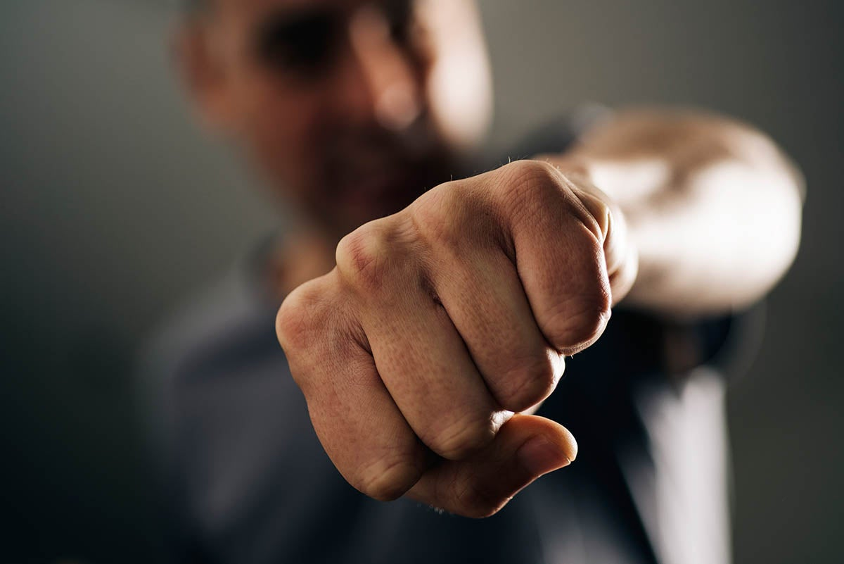 Occupational violence and risky workplaces