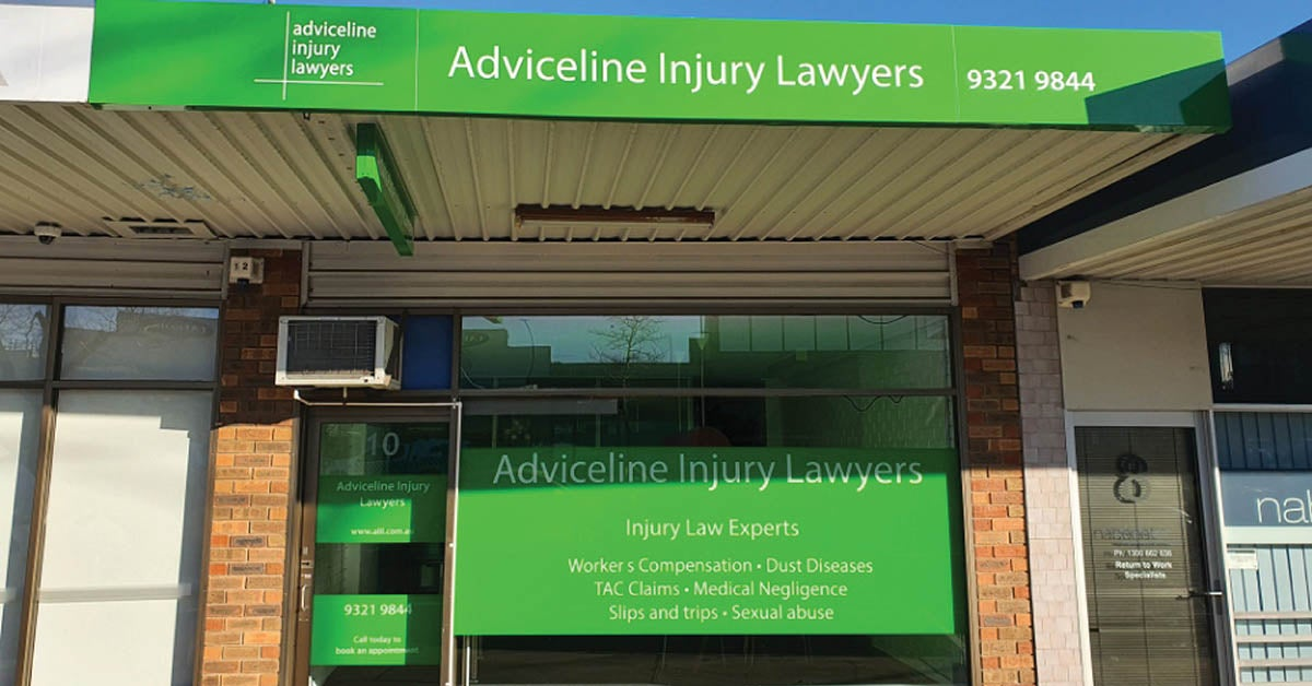 Adviceline Injury Lawyers opens new office in Morwell