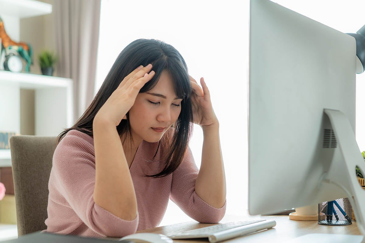 Mental health claims while working from home
