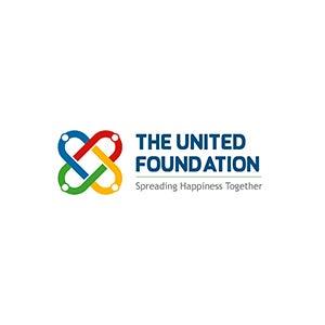 The united foundation logo