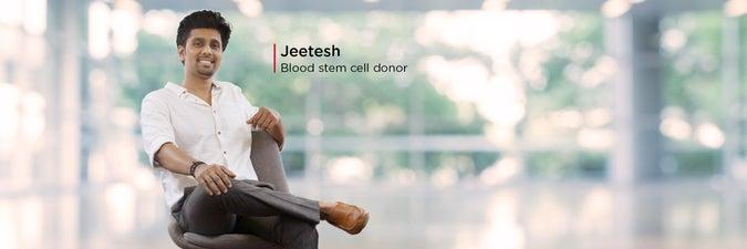 Jeetesh - Donor