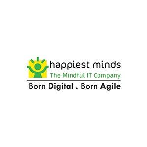Happiest minds logo