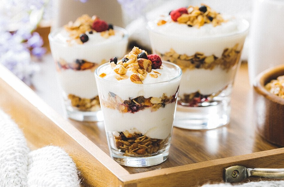 5 quick and nutritious breakfasts