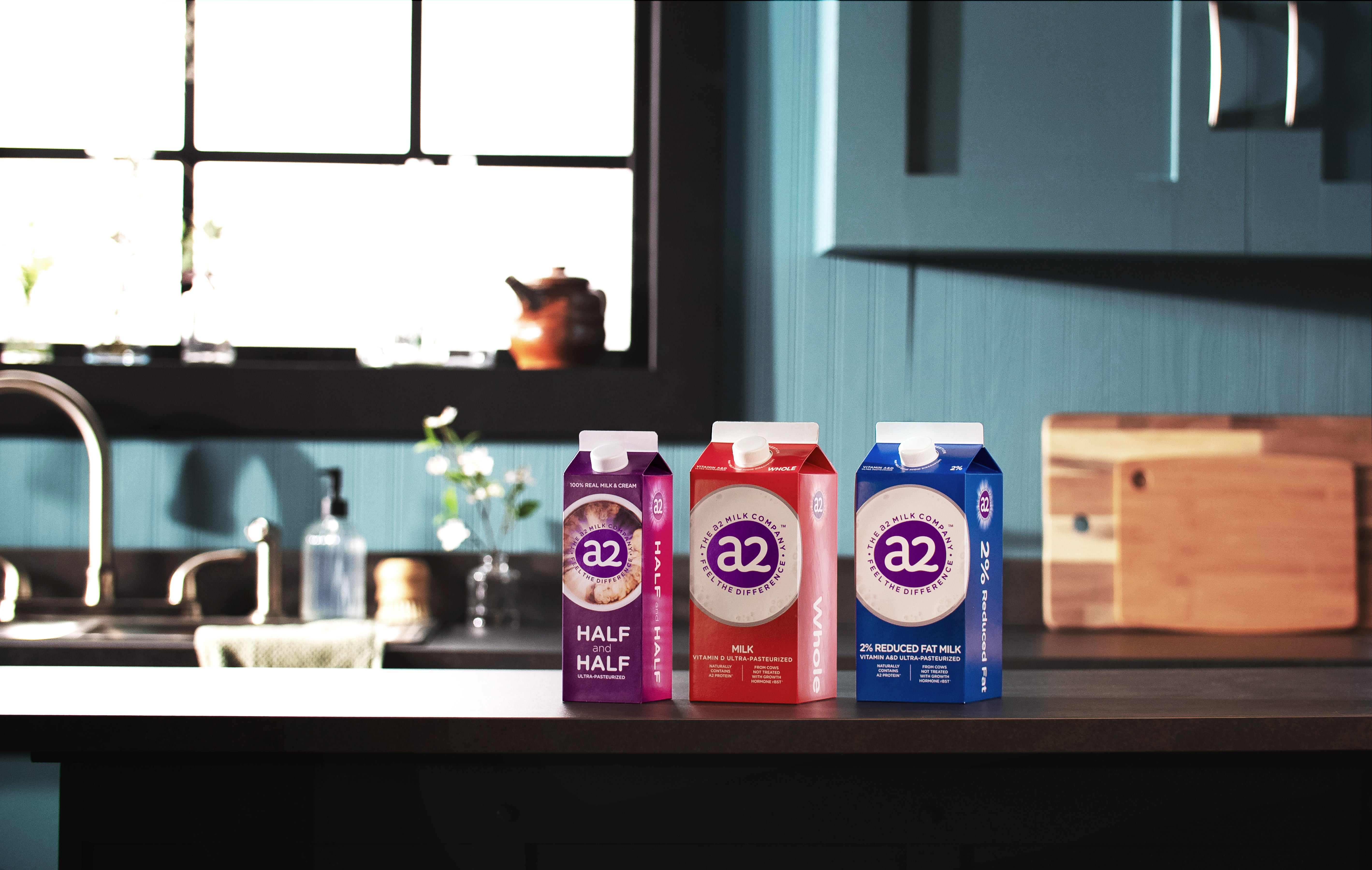 Which type of a2 Milk® should you choose when cooking?