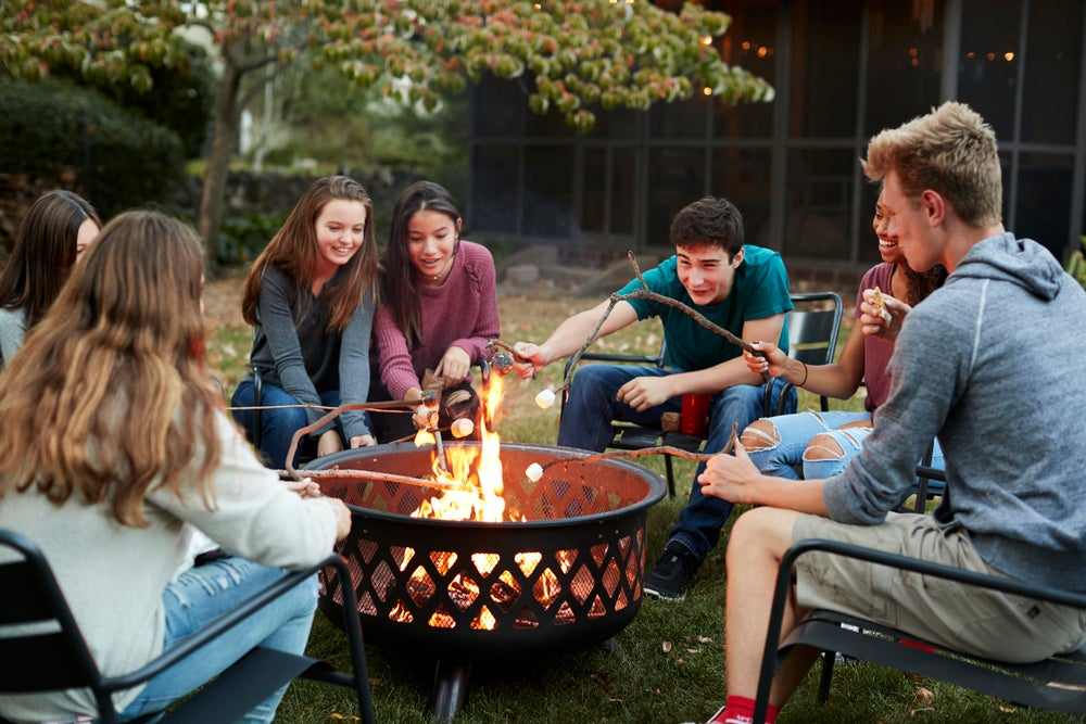 How to make your own summer camp
