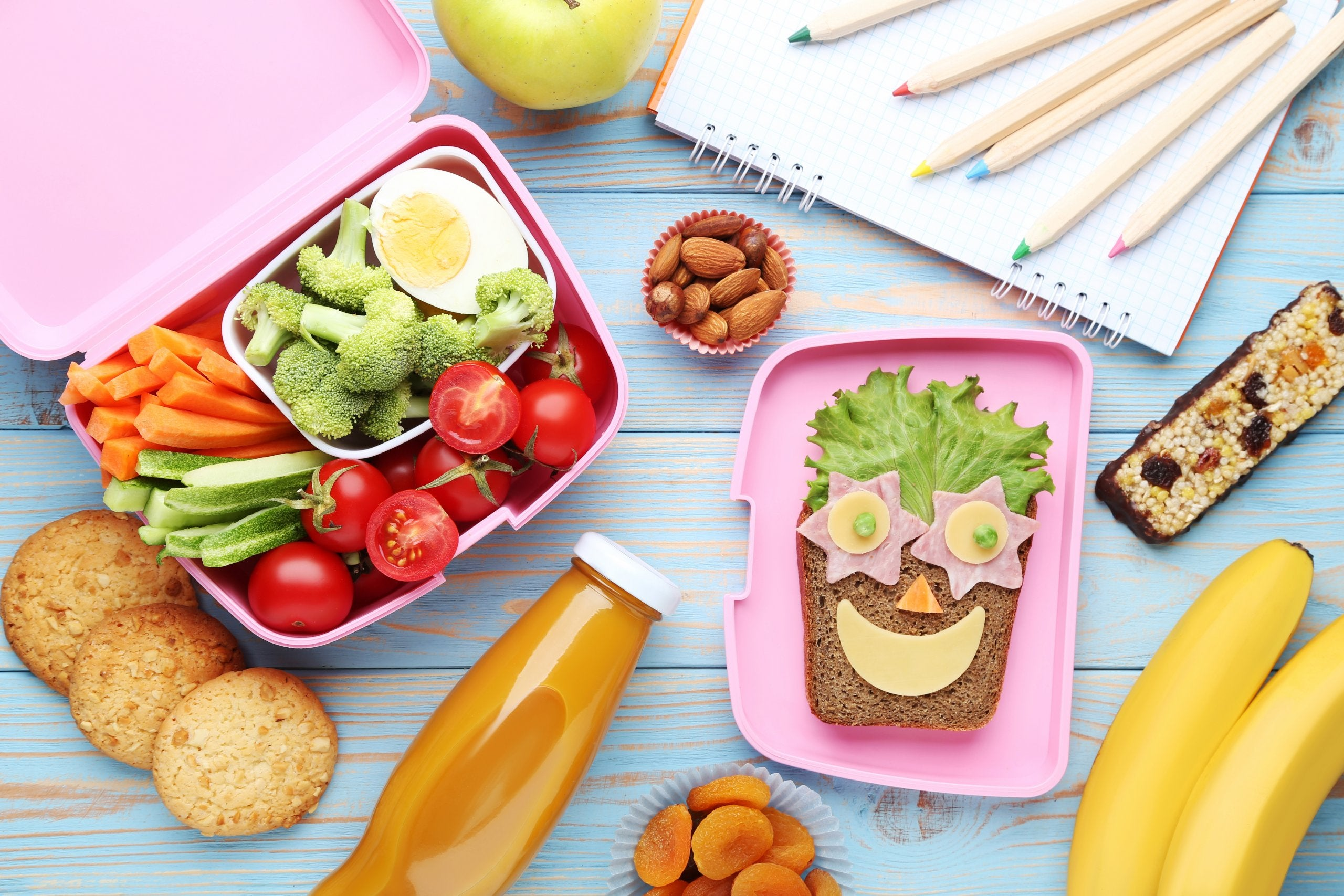 Immunity Boosting foods for Kids, Toddlers & Babies