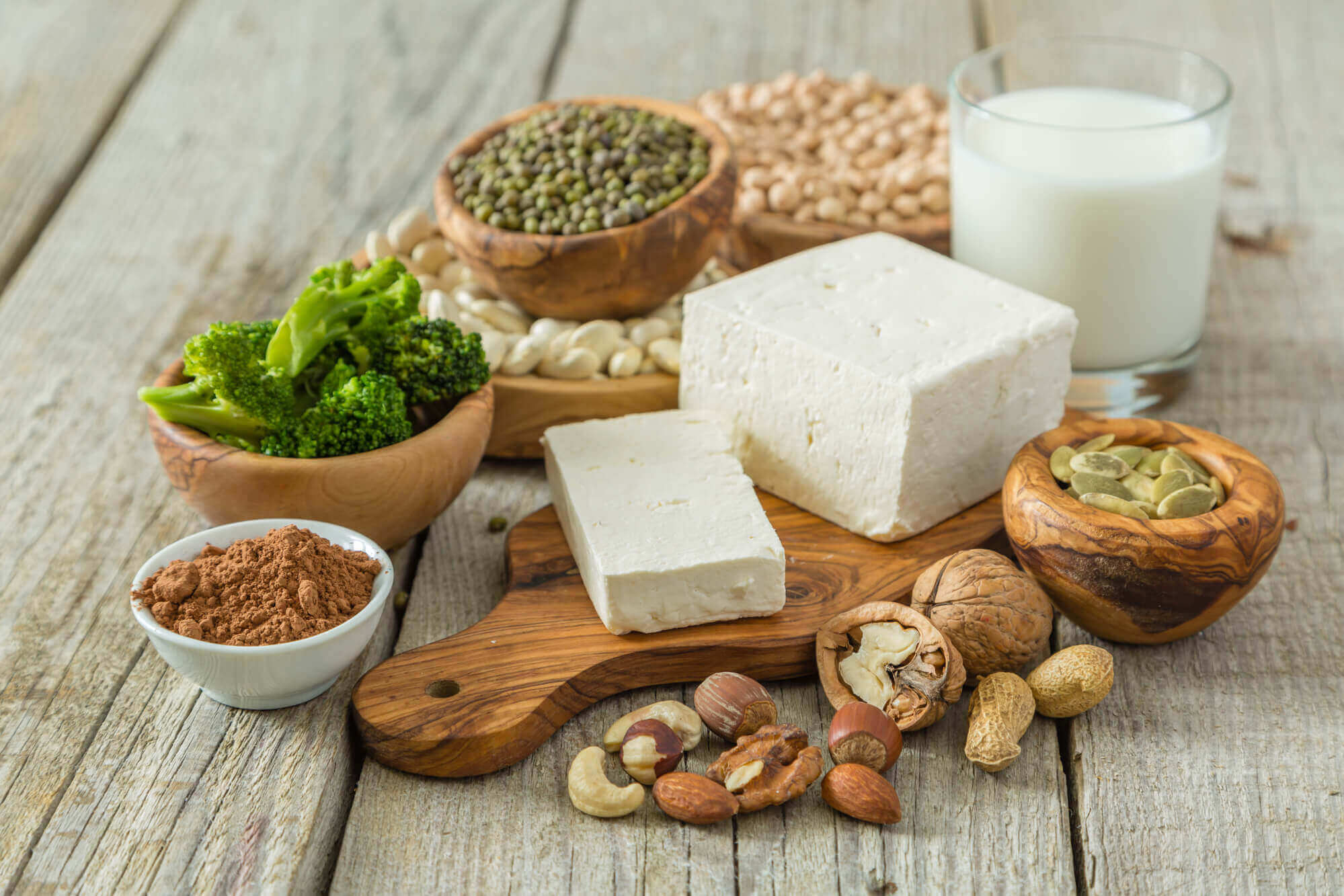 10 healthy sources of protein for vegetarians