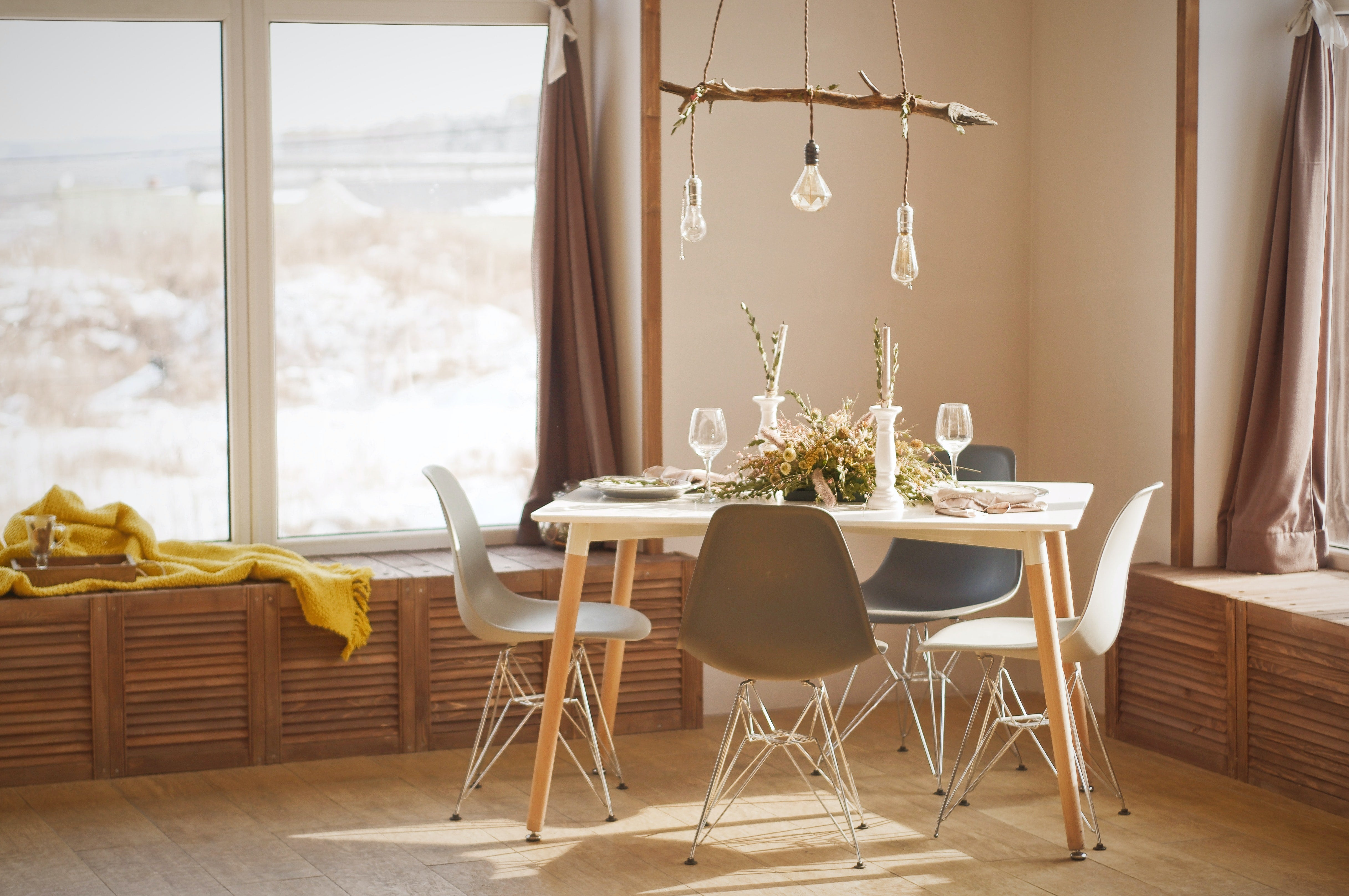 5 ways to brighten your home this winter