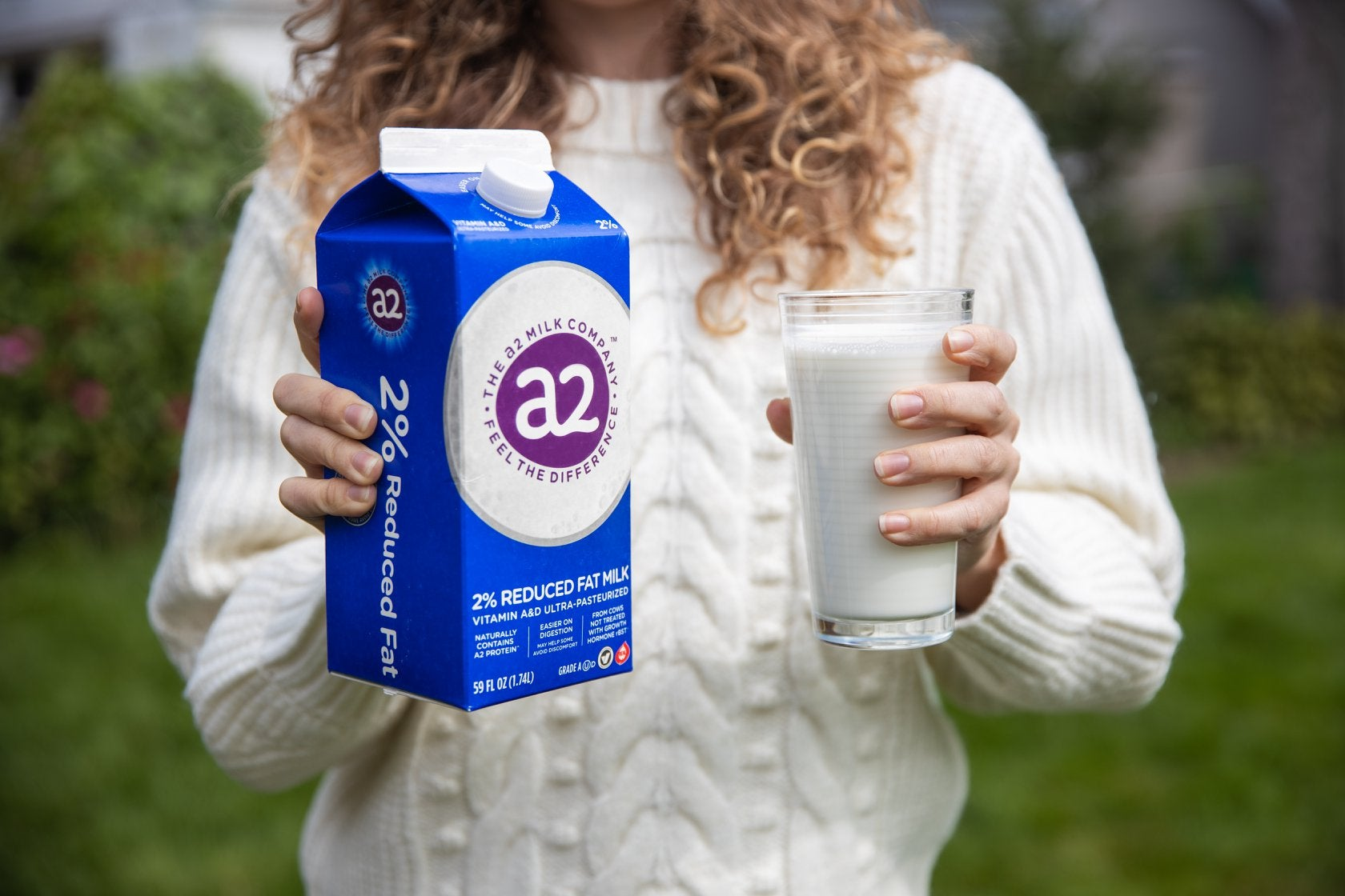 Why does a2 Milk® have a longer shelf life?