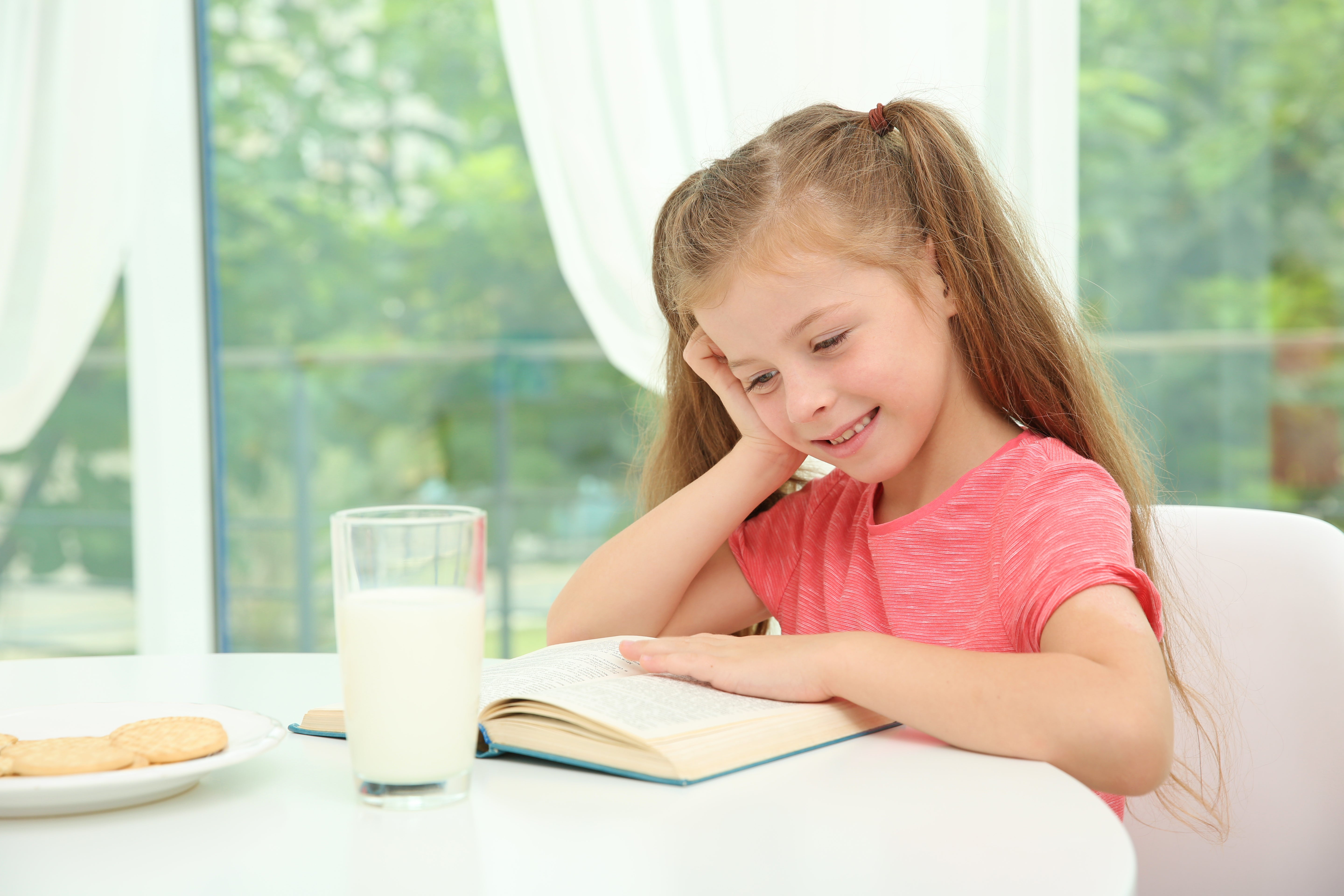 4 Ways to help your child read more often