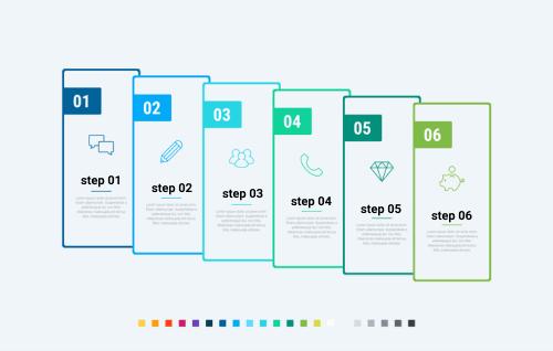 將滿是文字的操作步驟圖像化,可以讓讀者簡單理解