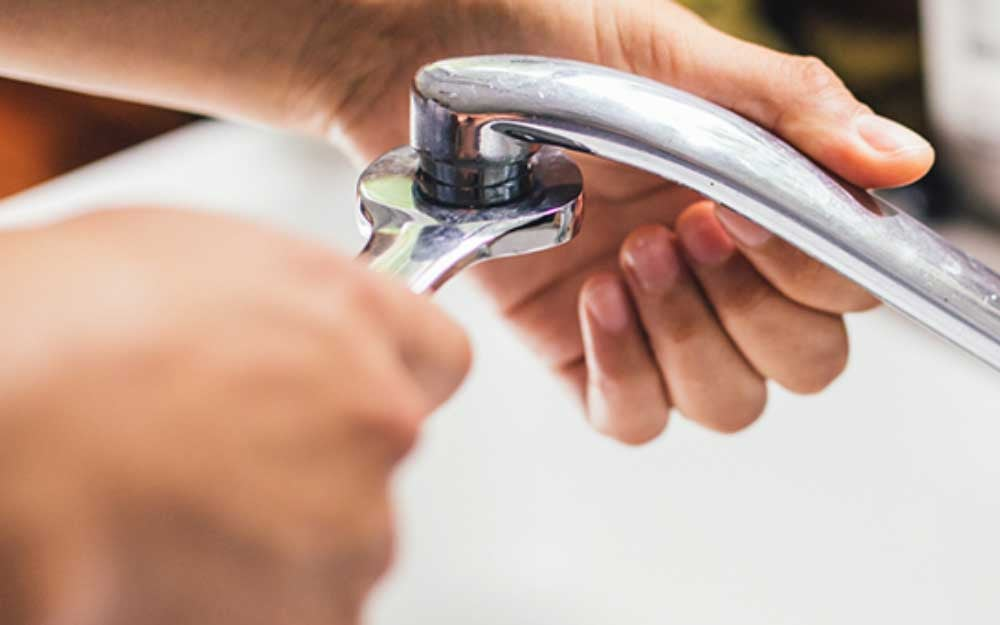 Save water in your workplace