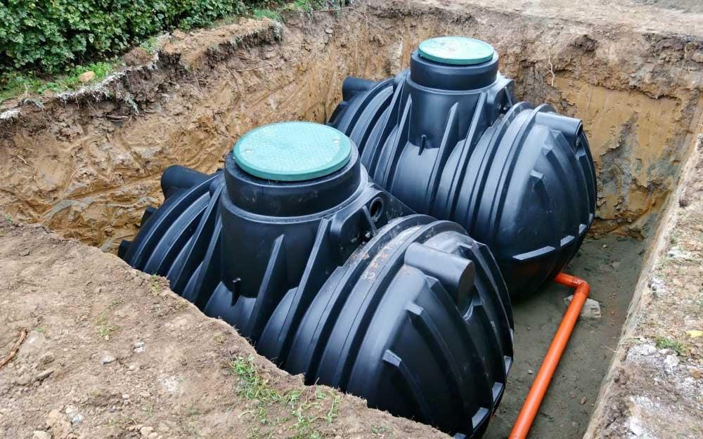 Information on rainwater tanks