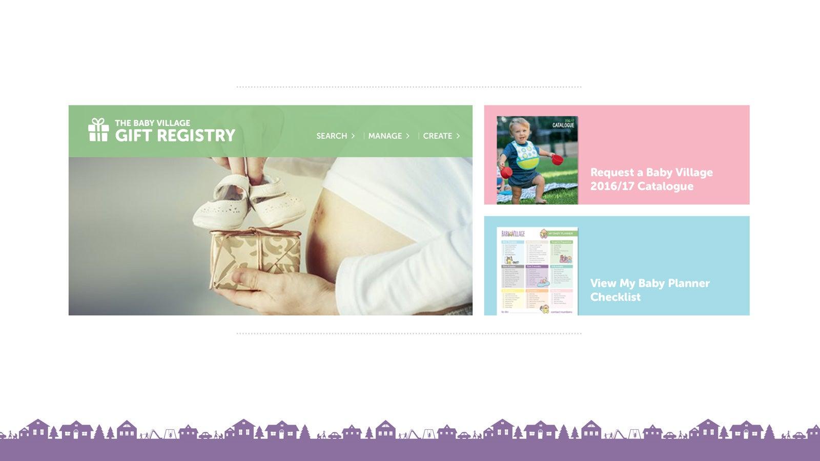 Baby Village | Baby Village service offerings | Devotion