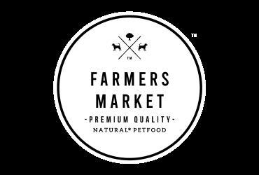 Farmers Market white transparent logo | Devotion