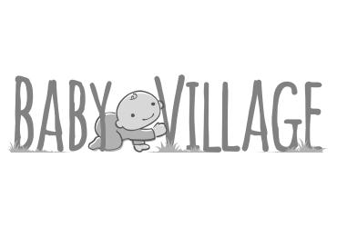 Baby Village black and white logo | Devotion