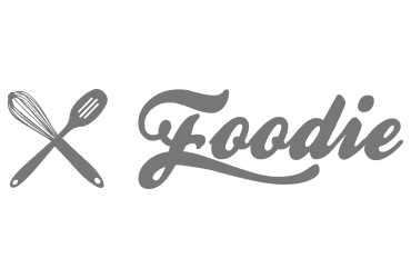 Foodie black and white logo | Devotion