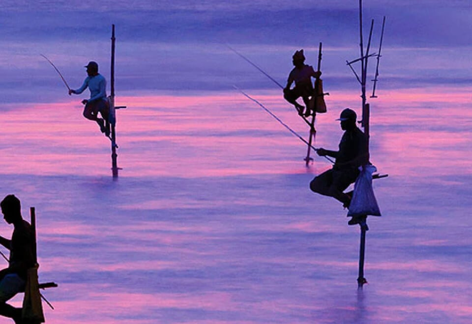 Entire Travel Group | fishermen in the ocean | Devotion