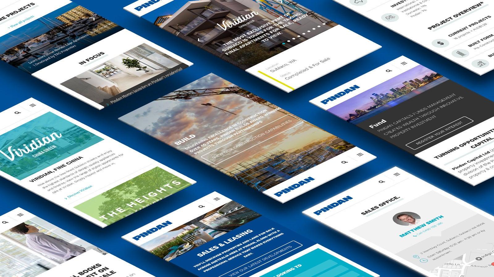 Pindan   mobile website pages   Devotion