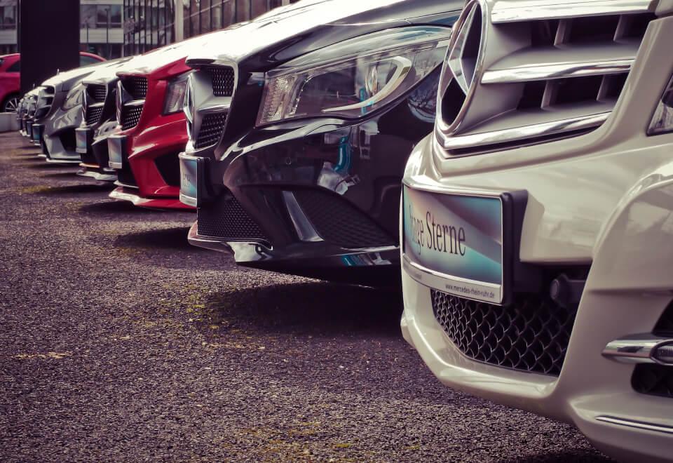Fleetcare | fleet of cars | Devotion