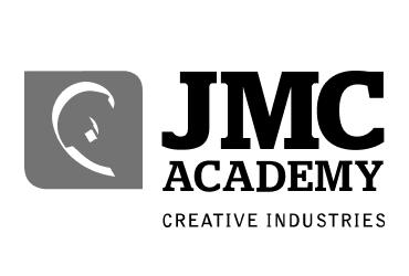 JMC Academy black and white logo | Devotion