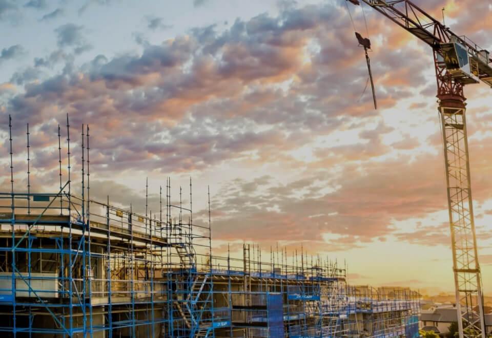 Pindan | large construction site | Devotion
