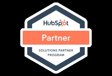 Hubspot Solutions Partner logo | Devotion