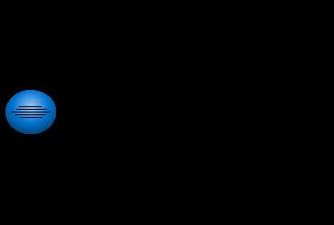 Konica Minolta colour logo | Devotion