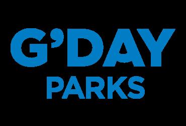 G'day Parks colour logo | Devotion