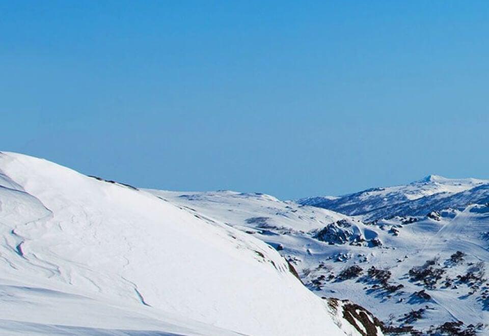 Snowsearch | snowy mountains | Devotion