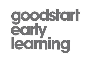 Goodstart Early Learning black and white logo | Devotion