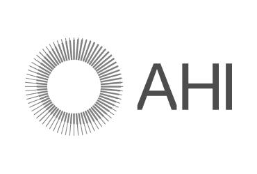 AHI black and white logo | Devotion